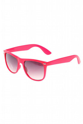 Risky Business Sunglasses - Plastic Neon Sunglasses