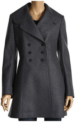 Juicy Couture Italian Melton Peacoat - The Jackie O Jacket