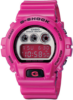 Casio &#39;Classic GShock&#39; Watch - Pink Digital Watches