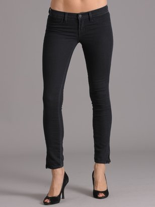J Brand Zip Denim Legging - Pajamas &amp; Intimates