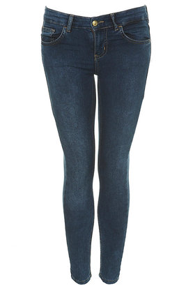 Petite Vintage Look Treggings - Topshop