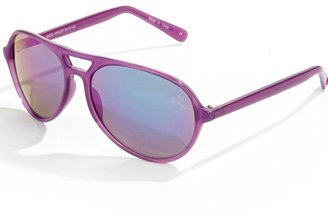 Betsey johnson plastic aviator sunglasses - Classic Sunglasses