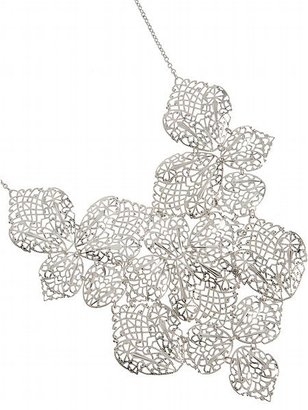 Filigree Statement Necklace - Dress Like a Celebrity