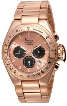 Freelook Unisex HA5303RGM-5 Aquamarina-2 All rose gold Stainless steel Watch - Rose Gold Watches