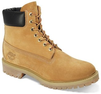 "Timberland 6"" boot extended sizes - Dress Like Jay-Z"