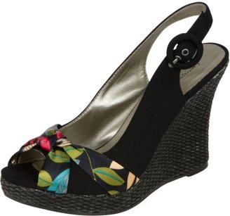 Ask Bb Affordable Floral Wedges The Budget Babe