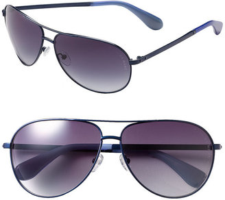 MARC BY MARC JACOBS Metal Aviator Sunglasses - Marc Jacobs Sunwear