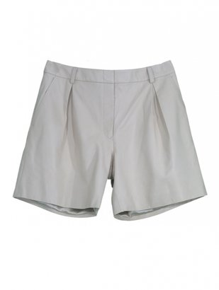 Jenni Kayne Leather Pleat Short - Pants & Shorts
