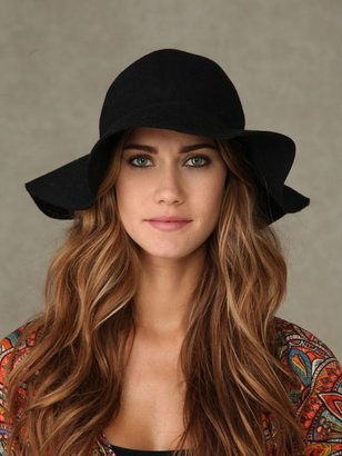 Janis Brimmed Hat - Freepeople