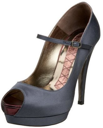 Magrit Women's 16815 Platform Peep Toe Pump - Shoes
