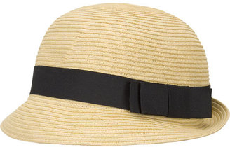 D&amp;Y Straw Cloche Womens hat - The Classic Cloche