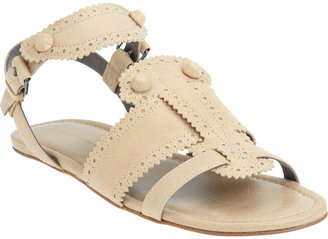 Balenciaga Gladiator Sandal - Beige - Balenciaga
