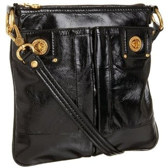 Marc by Marc Jacobs Nov Capsule Patent Sia Cross-Body - Patent Leather Shoulder Bag