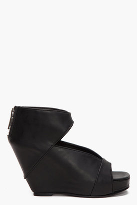 Rick owens Cutout Wedges - Heels