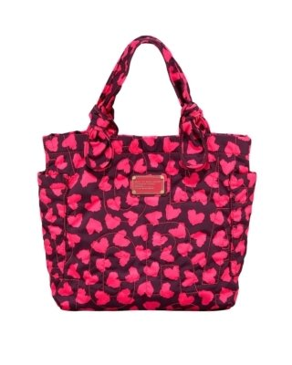 MARC by Marc Jacobs Wild Heart Little Tate Tote - Luxe Logo Totes