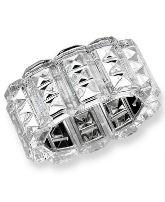 Catherine Stein Bracelet, Pyramid Clear - Clearly Amazing 