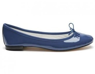 Repetto BB Patent Ballet Flat - Shoes