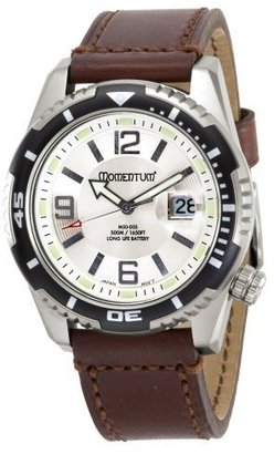 Momentum M50 DSS Men&#39;s Brown Leather Watch - Watches