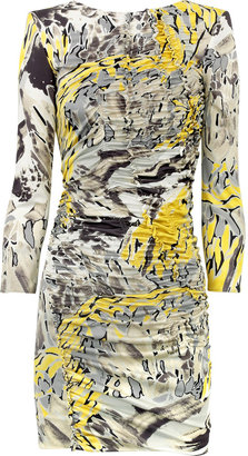Emilio Pucci Printed silk-jersey mini dress - Emilio Pucci