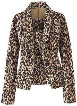 Leopard Jacket - Animal Instinct
