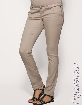 Mama.Licious Slim Fit Jeans - Pregnant Style