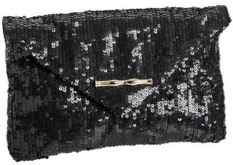 Elaine Turner Bella Sequin Small Envelope Clutch - Handbags