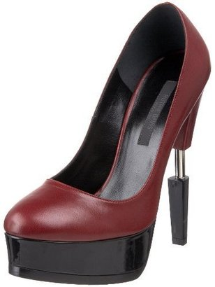 Ruthie Davis Women&#39;s Pierced Platform Pump - Heels