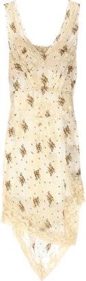 Roberto Cavalli Silk-georgette printed dress - Clothes