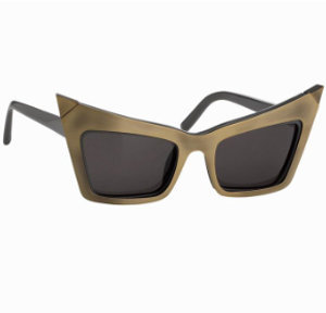 Alexander Wang Brass Sunglasses - Novelty Sunglasses