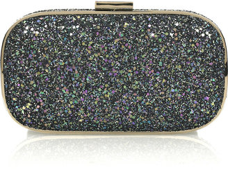 Anya Hindmarch Marano glitter clutch - Handbags