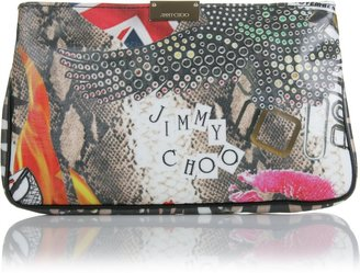 Jimmy Choo Limited Edition Project Pep Clutch - Handbags