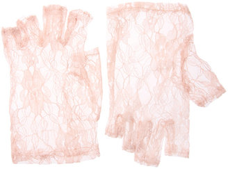 ASOS Fingerless Lace Gloves - Luscious Lace Gloves 