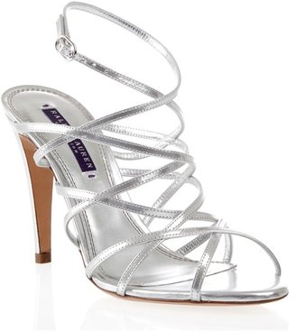 RALPH LAUREN - Strappy sandal - Shoes