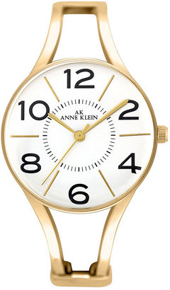 AK Anne Klein Bangle Watch - Oversized Watches for Women