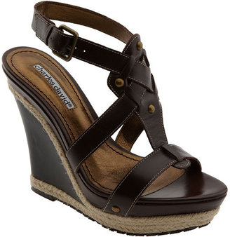 Charles David &#39;Nurture&#39; Wedge Sandal - Heels