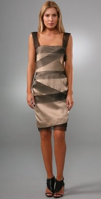 Prabal Gurung Dress with Horsehair Trim - Clothes