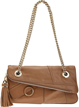 Derek Lam Irina Chain Handle Bag - Saddle Tan - Derek Lam