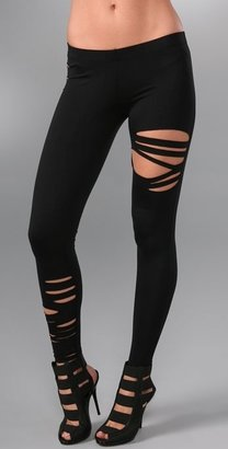 80d037745f4b489712206b5738af1a05 Obsessed with: shredded leggings