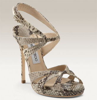 Jimmy Choo &#39;Nina&#39; Sandal - Strappy Sandals