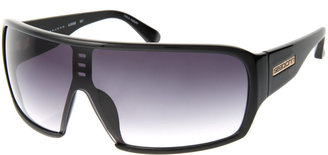 Sean John Oversize Wrap Shield Sunglasses - Shield Wrap Sunglasses