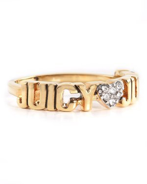 Juicy-Juicy Ring, Size 6 - Diamond Ring
