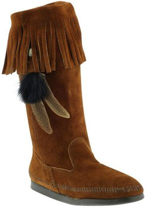 Minnetonka Moccasin Calf Hi 3-in-1 Boot - Moccasins