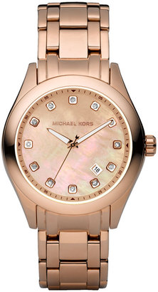 MICHAEL KORS Mother-of-Pearl Watch - Must Have Michael Kors Watches