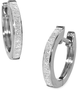 Bony Levy Diamond Hoop Earrings (Nordstrom Exclusive) - Diamond Hoops