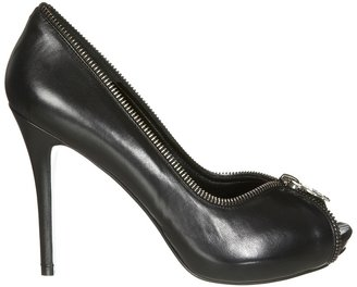 Faithful Peep Toe Pump - Heels