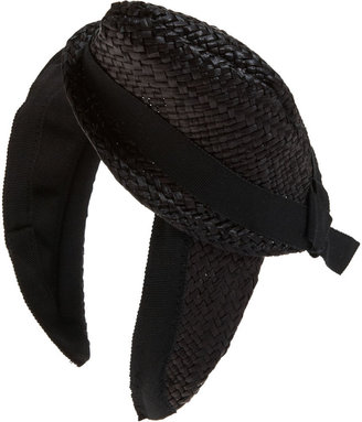 Jennifer Ouellette Trilby Headband - Hair Accessories