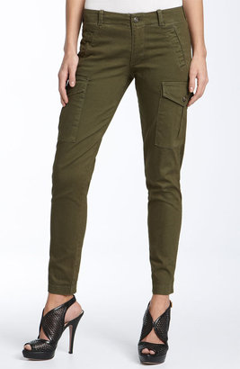 Bellarana &#39;Altitude&#39; Zip Hem Skinny Stretch Twill Cargo Pants - Nordstrom