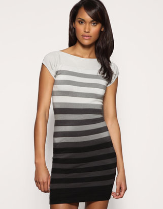 French Connection Colour Block Bandage Dress - Bodacious Bandage Dresses