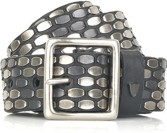 HTC Studded leather belt - Beautifully Bold Belts