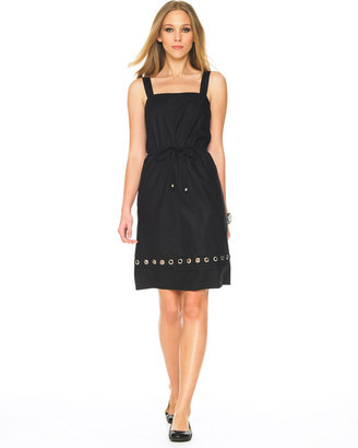 MICHAEL Michael Kors Grommet Dress - Michael Kors Spring 2010
